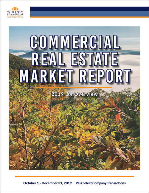 Asheville Commercial Real Estate Market Report - Q4 2019