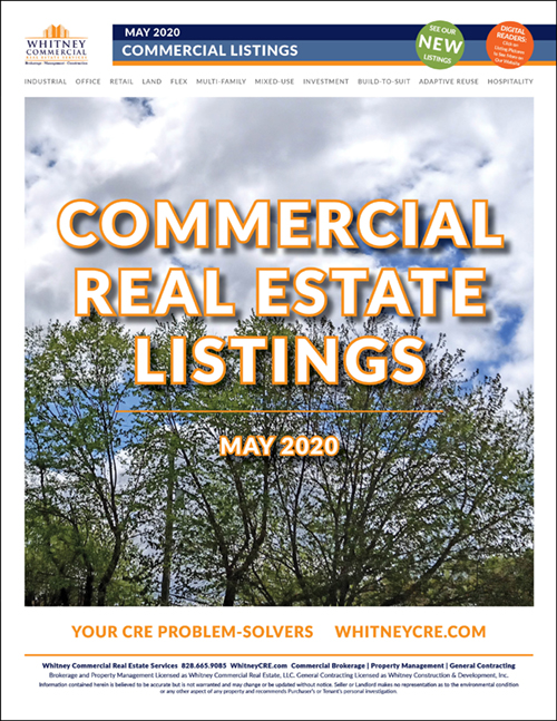 WCRE Monthly Listings Brochure