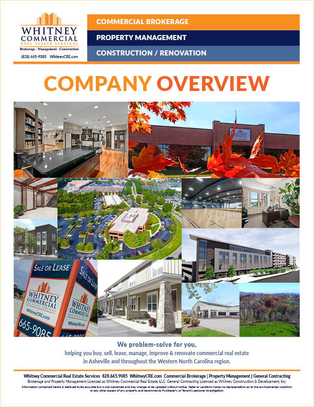 An Overview of Whitney Commercial Real Estate