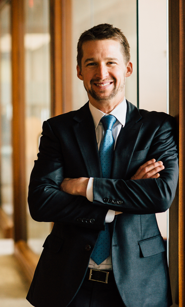 Austin Walker at Whitney Commercial Real Estate Services