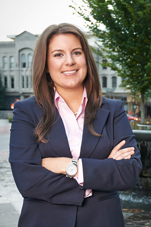 Stephanie West at Whitney Commercial Real Estate Services