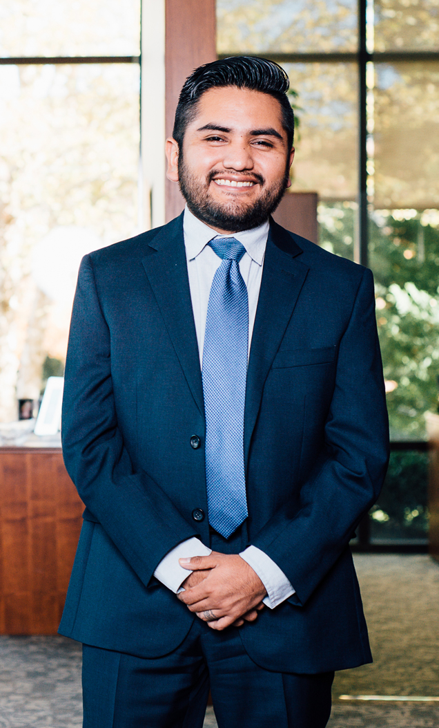 Luis Martinez at Whitney Commercial Real Estate Services