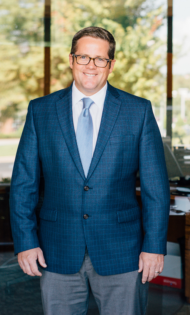 Andrew Riddle at Whitney Commercial Real Estate Services