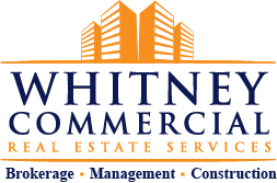Whitney Commercial Real Estate Services Logo